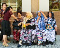 Voyage Ouzbekistan - Habitantes