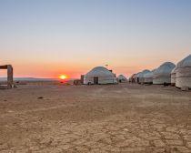 Voyage Ouzbekistan - Camp de yourtes