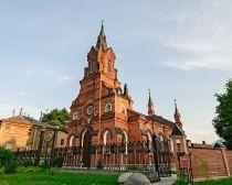 Voyage Vladimir - Eglise catholique