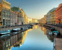 Voyage Saint-Pétersbourg - Canaux et Neva