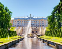 Voyage SPB - Peterhof