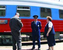 Voyage Transsibérien - Gare