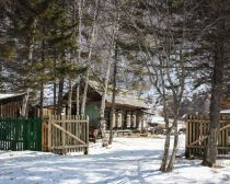 Voyage Russie, Baikal - Maison dans la campagne de Listvianka