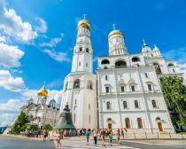 Voyage Russie, Moscou - Kremlin cathédrales