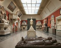 Voyage Russie, Moscou - Musée des Beaux Arts Pouchkine