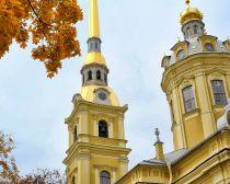 Voyage Russie, Saint-Pétersbourg - Cathédrale Pierre et Paul