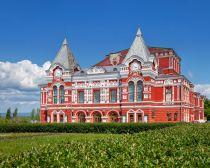 Voyage Russie, Samara - Théâtre de Samara