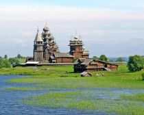 Voyage Russie - Kiji