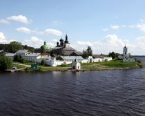 Voyage Saint-Pétersbourg - Goritsy