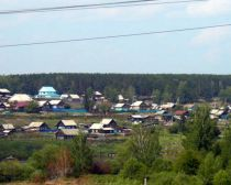 Voyage Transsibérien - Paysage sibérien