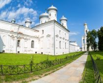 Monastère Saint-Georges de Youriev - Veliki Novgorod