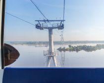 Nijni Novgorod - Téléphérique