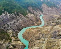 Daghestan - Canyon de Soulakski
