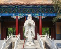 Pékin - Temple de Confucius