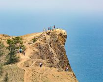 Baïkal - Cap Khoboï