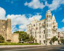 Bakou - Tour de la Vierge