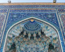 Voyage Ouzbékistan - Samarcande - Mausolée Gour Emir