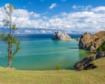 Lac Baïkal - Rocher Bourkhan