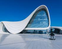 Bakou - Centre culturel Heydar Aliyev
