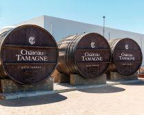 Autour de Krasnodar - Péninsule de Taman - Domaine viticole Château Tamagne © Kuban-Vino