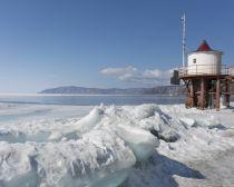 Voyage au Baikal en hiver (Russie) - Village de Listvianka