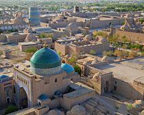 Voyage Ouzbékistan - Khiva -  Mausolée Pakhlavan Makhmoud