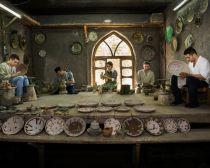 Atélier de ceramistes à Guijdouvan