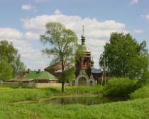 Village Russie - Viatskoïe © Les plus beaux villages de Russie