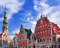 Voyage Pays Baltes - Riga - Hôtel de ville