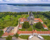 Voyage Pays Baltes - Lituanie Monastère Pazaislis