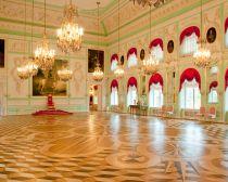 Saint-Pétersbourg - Peterhof
