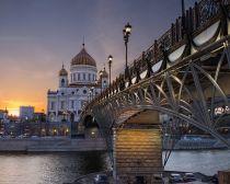 Cathédrale St-Sauveur - Visite Moscou