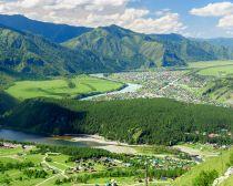 Altaï - Vallée de Tchemal