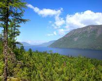 Croisiere sur le Baikal - Lac Frolikha