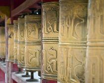 Mongolie - Moulins à prière
