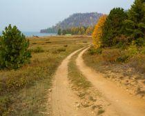 Voyage en Russie, Croisiere Baikal - Village de Davsha