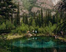 Le Lac Geyser © Altai Tours
