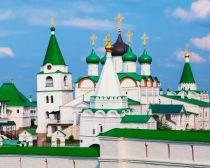 Voyage Nijni Novgorod - Monastère