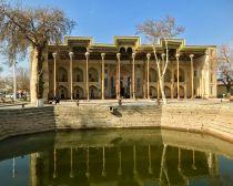 Voyage Ouzbékistan - Boukhara - Ensemble Bolo Khaouz