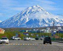 Voyage Petropalvosk Kamchatsky
