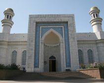 Voyage Kazakhstan - Mosquée d'Almaty
