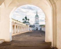 Galerie marchande à Kostroma