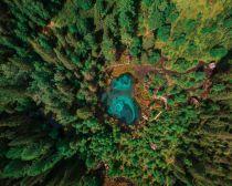 Le Lac de Geyser, Altai