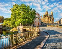 Voyage Saint-Pétersbourg, Cathédrale Saint Sauveur Sang Versé | Tsar Voyages