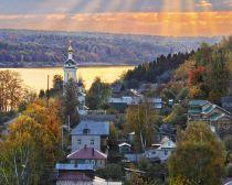Voyage Russie Anneau d'Or - Plioss