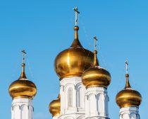 Perm - Monastère de la Trinité Stefanov