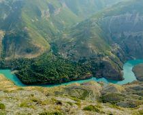 Daghestan - Soulakski Canyon