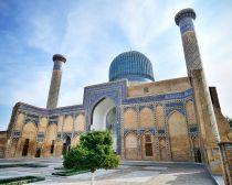 Mausolée Gour Emir, Samarcande Ouzbékistan