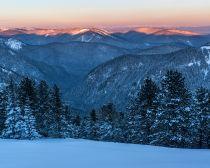 Voyage Russie, Baikal en hiver - Les monts de Khama-Daban