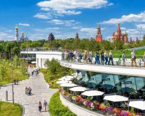 Voyage Moscou, parc Zariadie | Tsar Voyages